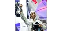Hamilton-győzelemmel ért véget az idei F1-szezon