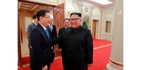 Rejtélyes fegyvertesztet nézett végig Kim Dzsong Un