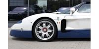 1 milliárd forintért várja új gazdáját egy alig használt 15 éves Maserati