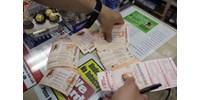 Annyit nyert egy amerikai a lottón, hogy Mészáros Lőrincnél is gazdagabb lett