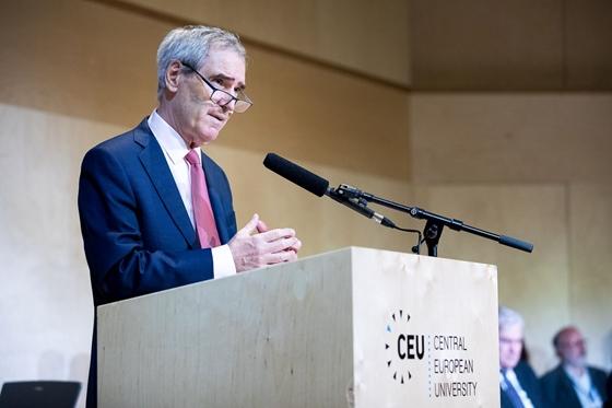 Megkezdődött a CEU új tanéve – Budapesten