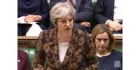 Theresa May bekeményít: lehet, hogy