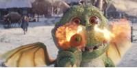 Egy izgága, ügyetlen sárkánykölyökről szól a John Lewis karácsonyi reklámja
