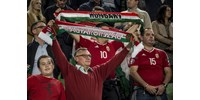 Negyven perc alatt elkapkodták a jegyeket a bolgár-magyarra