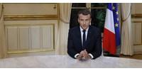 Akkorát zuhant Macron népszerűsége, hogy már Le Pen is előzi