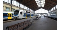 Támogatja az Unió a MÁV-Start 11 darab emeletes vonatát