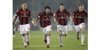 Csúnyán megbüntette az AC Milant az UEFA