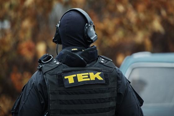 Itthon: TEK: Nem támadt a rendőrökre a férfi, aki intézkedés