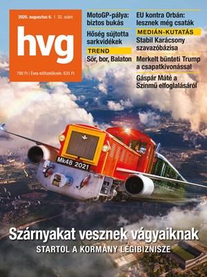 HVG Címlap