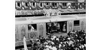 75 éve vitték ki az országból a Magyar Nemzeti Bank teljes arany- és valutatartalékát