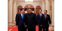 Kim Dzsongun meghívta a pápát