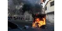 Dezertálnak a venezuelai katonák