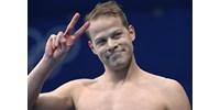 Új edzővel folytatja az olimpiai bronzérmes Kenderesi Tamás