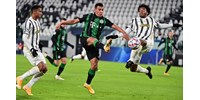 Megint nyert a Juventus, lassan lépkednek felfelé az olasz bajnokság tabelláján